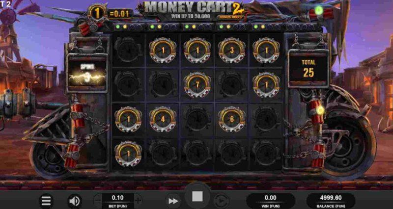 Money Cart 2 Spilleautomat