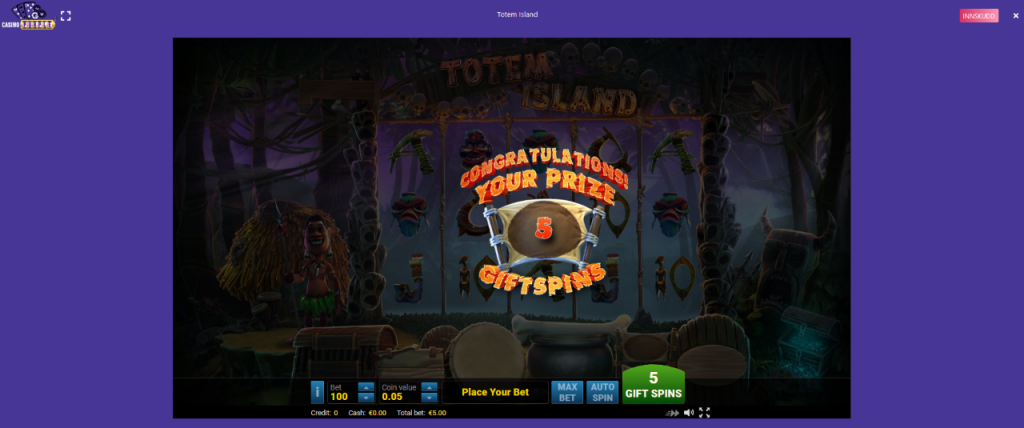 Casino Purple Gift Spins